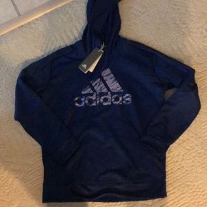 Adidas ladies sweatshirt size L